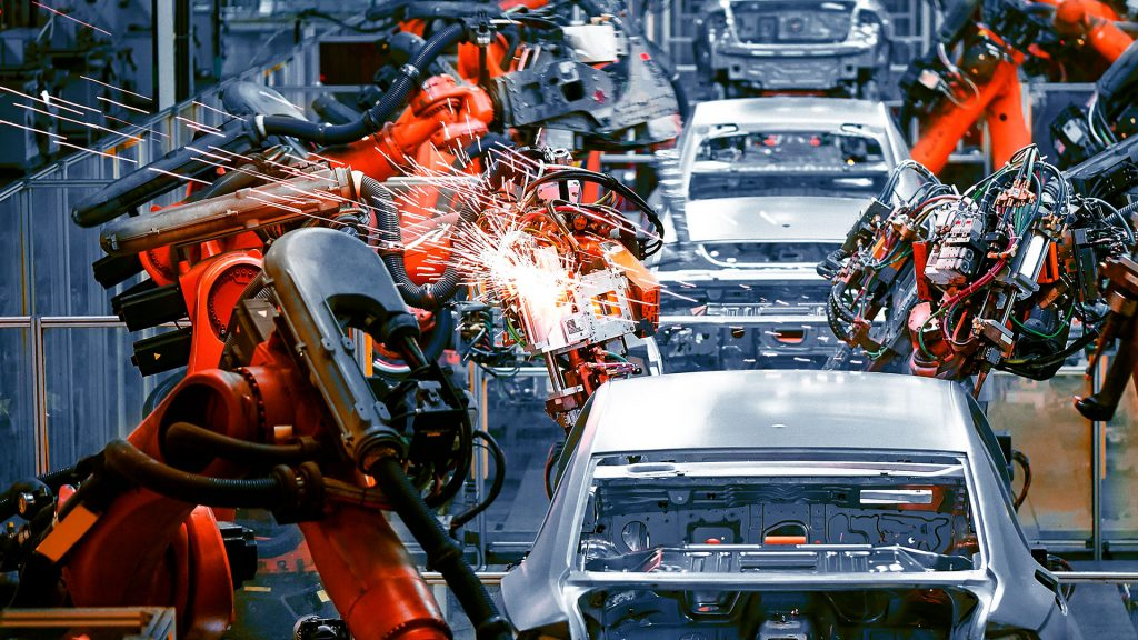 AUTOMOTIVES in India